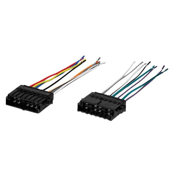 american internationalr vwh1052 aftermarket radio wiring With metrar wiring harness with oem radio plugs