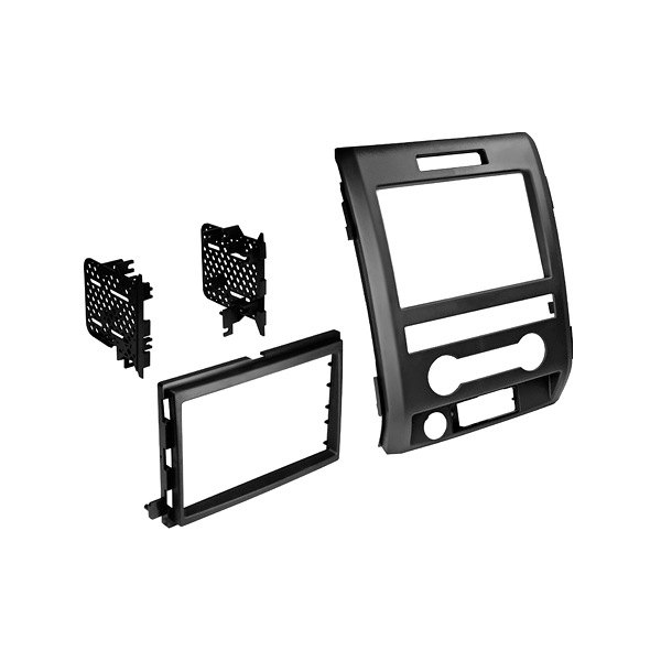 American International Double DIN Stereo Dash Kit