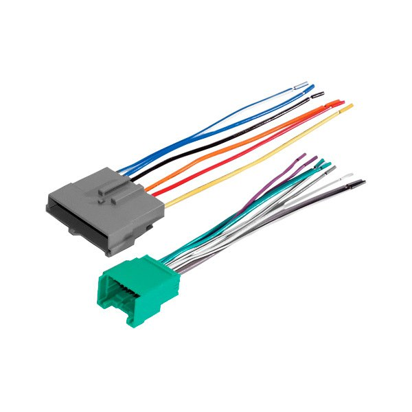 american international fwh596 wiring harness with oem plugs. Black Bedroom Furniture Sets. Home Design Ideas