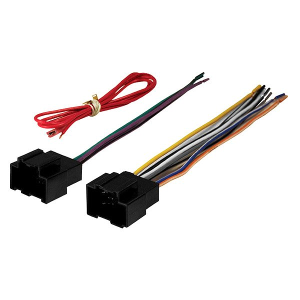 american international gwh406 wiring harness with oem plugs. Black Bedroom Furniture Sets. Home Design Ideas