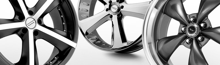 American Racing Wheels & Rims
