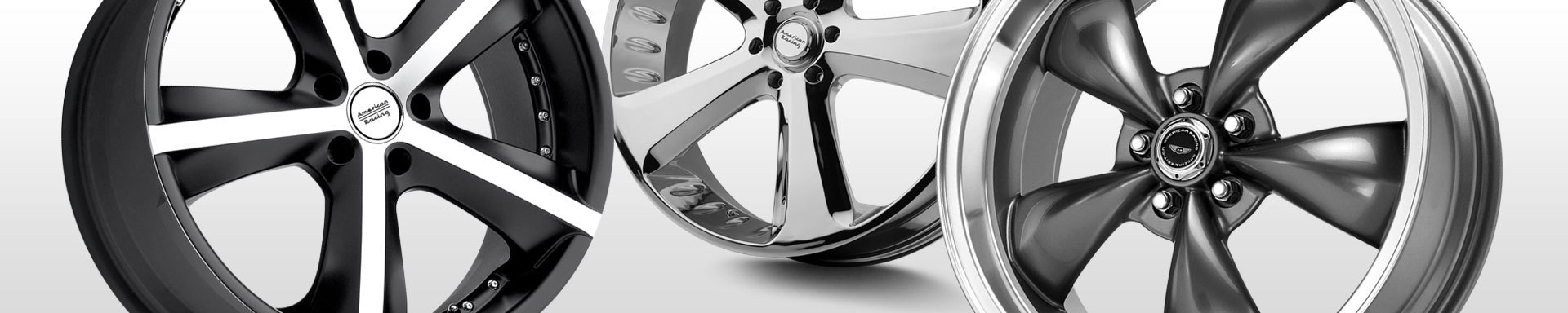 Universal American Racing WHEELS & RIMS