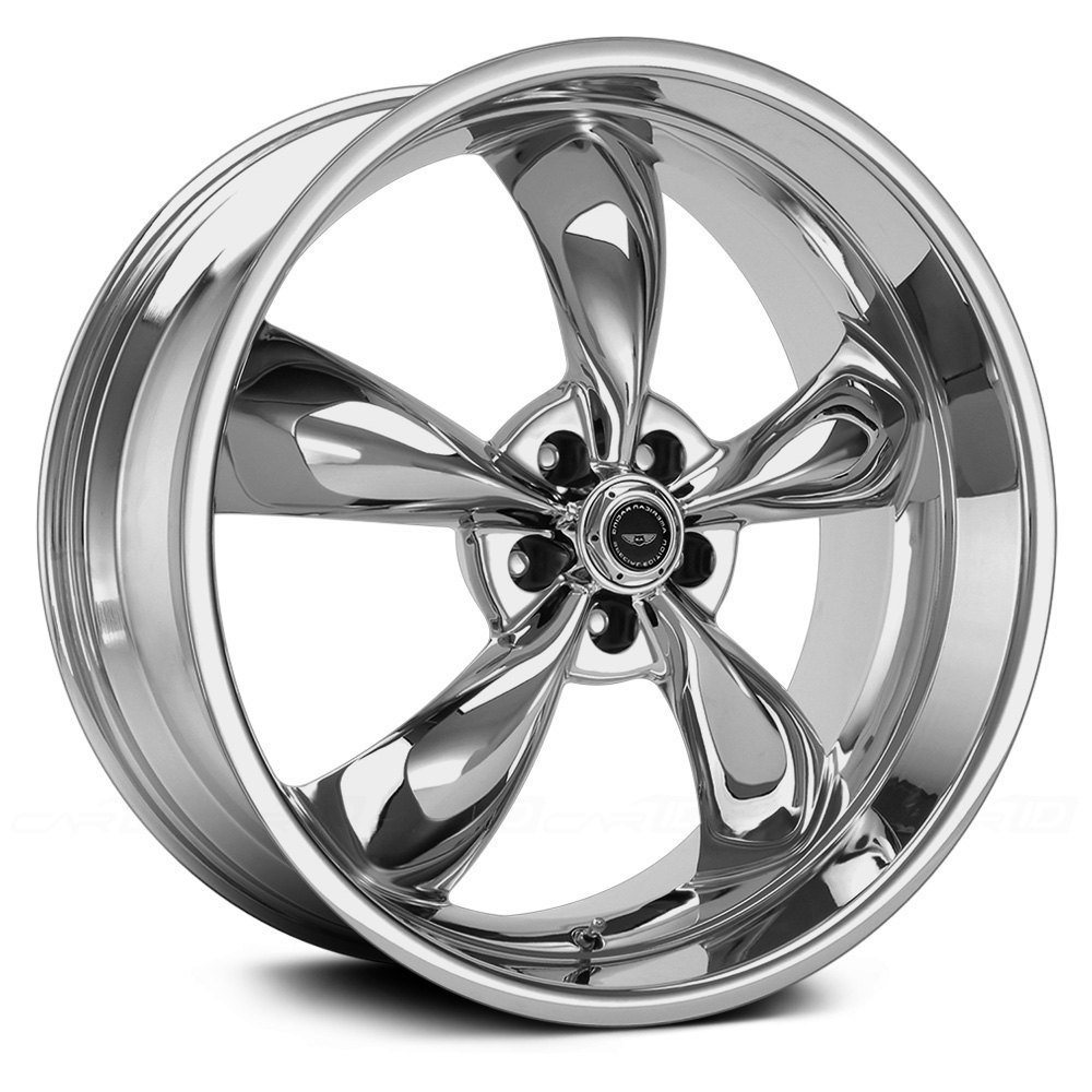American Racing 174 Ar605m Torq Thrust M 1pc Wheels Chrome Rims