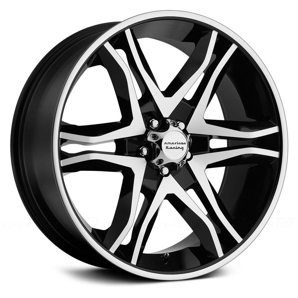 AMERICAN RACING® AR893 MAINLINE 1PC Wheels - Gloss Black ...