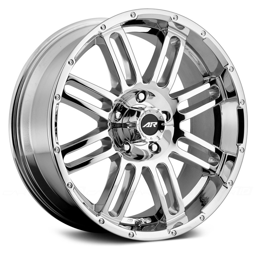 American Racing 174 Ar901 Wheels Bright Pvd Rims
