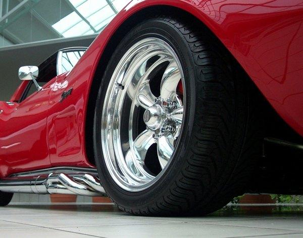 Chevy Truck Parts Catalog >> AMERICAN RACING® VN505 TORQ THRUST II 2PC Wheels - Polished Rims