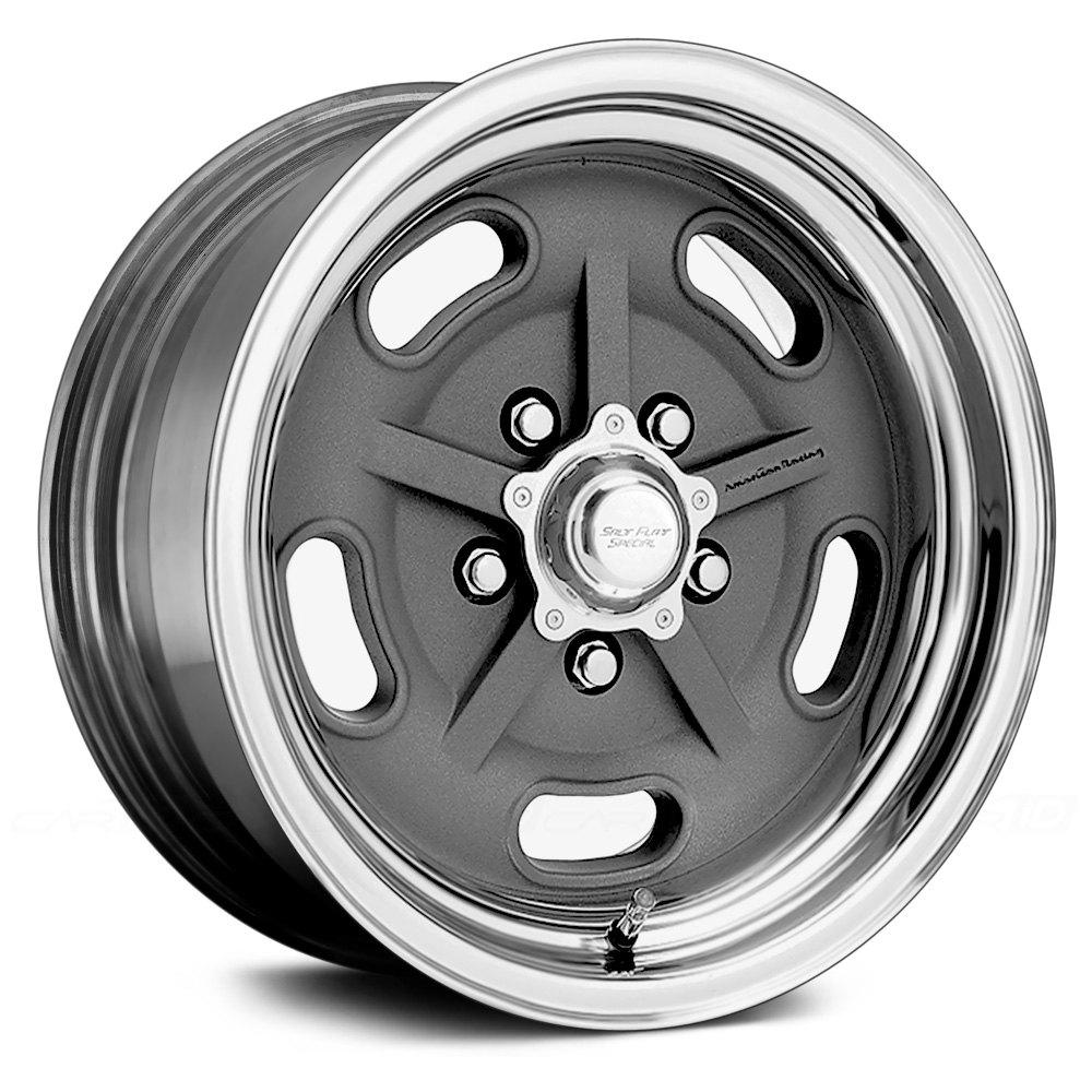 American Racing 174 Vn470 Salt Flat Special Wheels Gray
