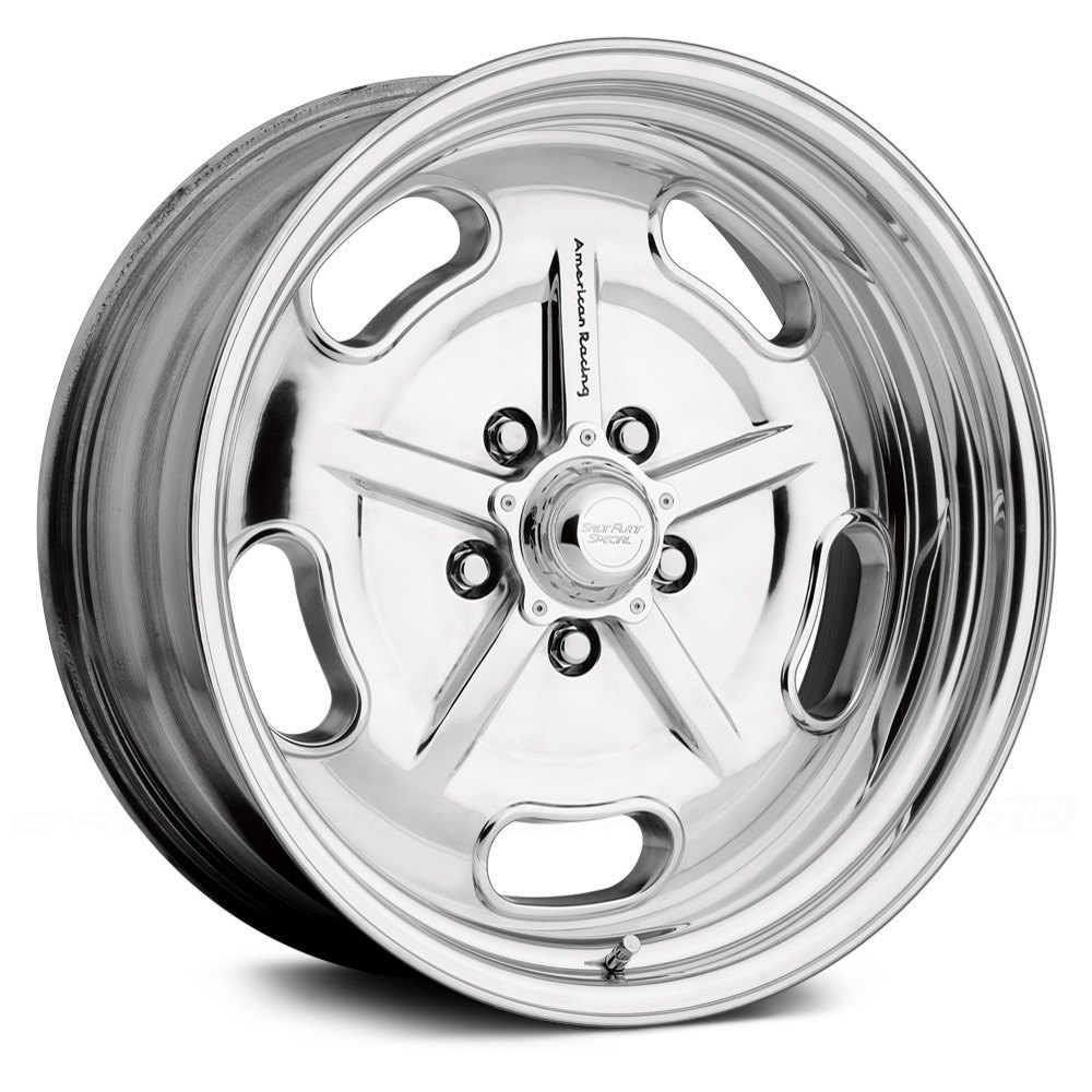 American Racing 174 Vn471 Salt Flat Special 2pc Wheels