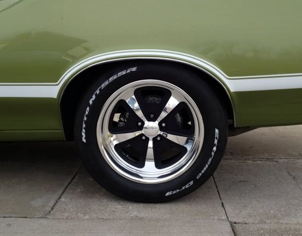 Magnum 500 Wheels 17 Upcomingcarshq Com