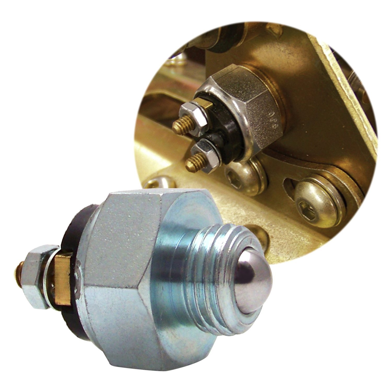 Neutral Safety Switch : American shifter ascswt neutral safety switch