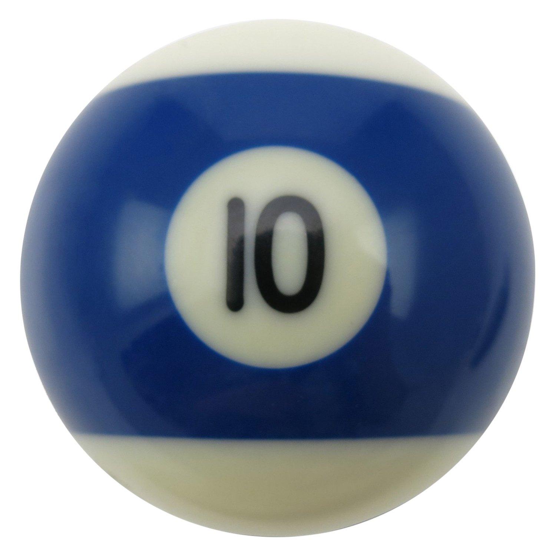 American Shifter® ASCSN03010 - 10 Ball Billiard Pool ...
