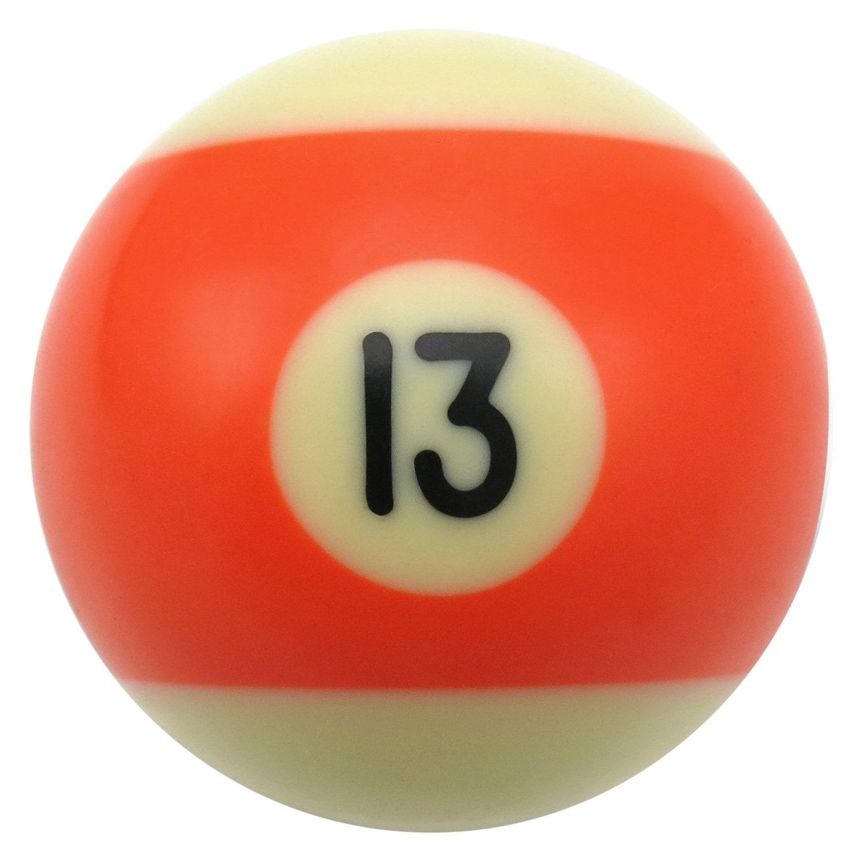 American Shifter 174 Ascsn03013 13 Ball Billiard Pool