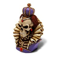 American Shifter® - Queen Skull Shift Knob