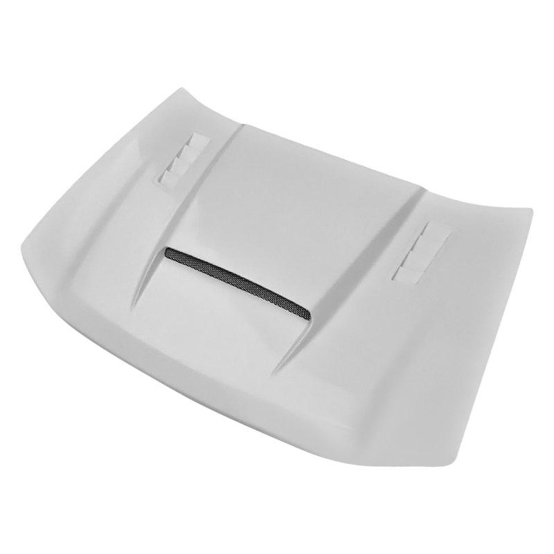 AmeriHood fiberglass hood scoop#64