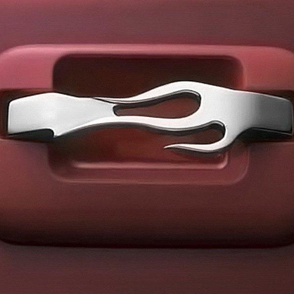 Ami chevy silverado 2007 billet door handles for 03 silverado door handle replacement