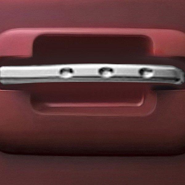 Ami chevy silverado 2006 billet door handles for 03 silverado door handle replacement