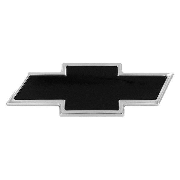 Camo Chevy Emblem Outline