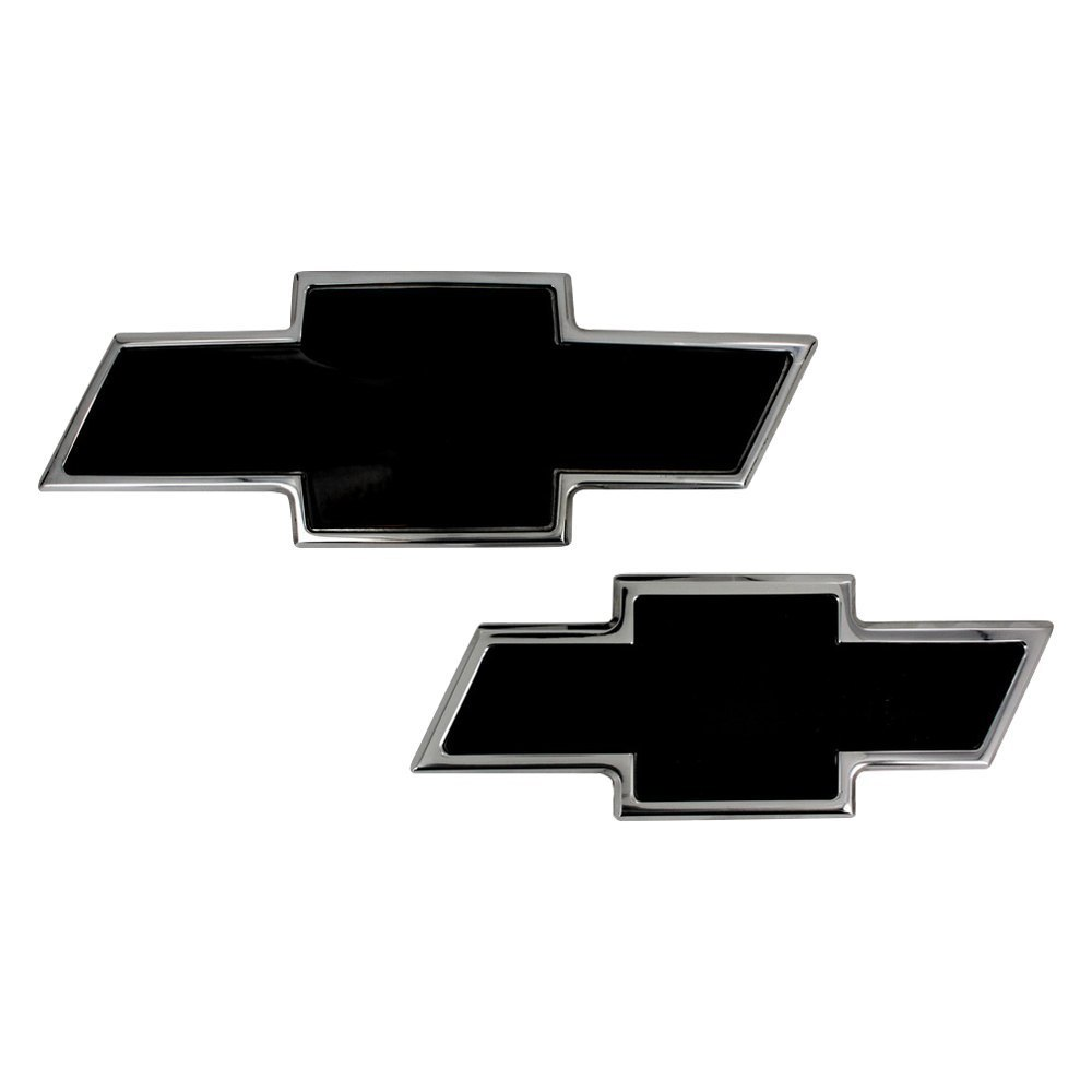 All Chevy black chevy emblems : AMI® - Chevy Tahoe 2016 Chevy Bowtie Style Emblems