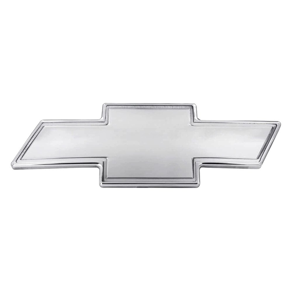 ami174 96141p chevy bowtie style polished grille emblem