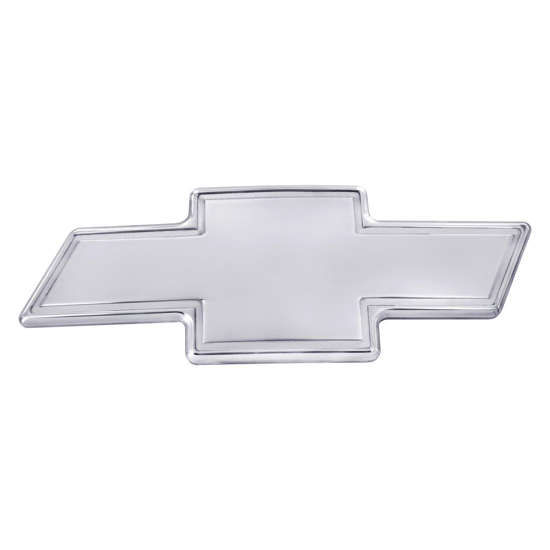 ami 96180c chevy bowtie style chrome grille emblem. Black Bedroom Furniture Sets. Home Design Ideas