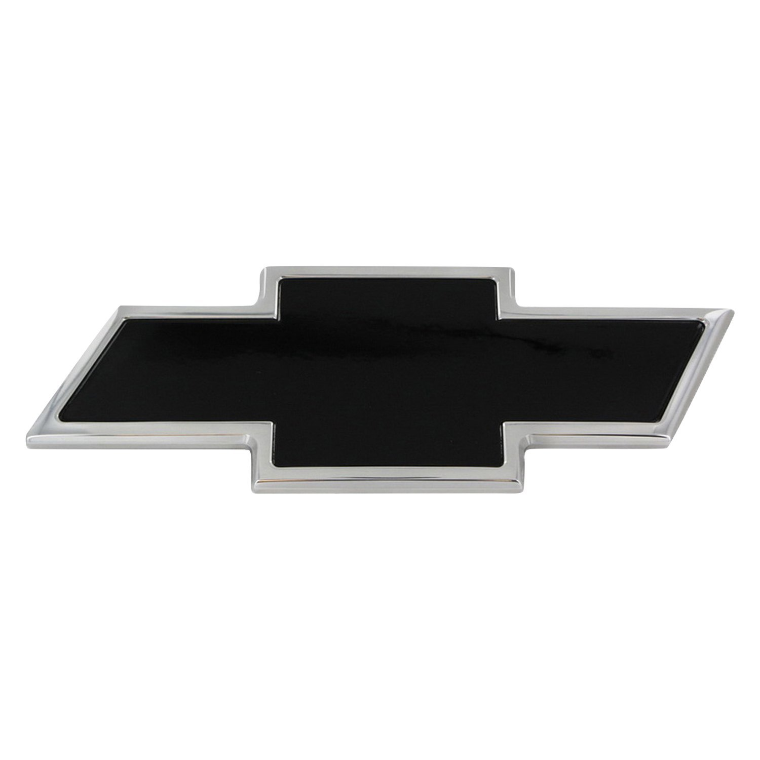 chevy bowtie style black powder coated grille