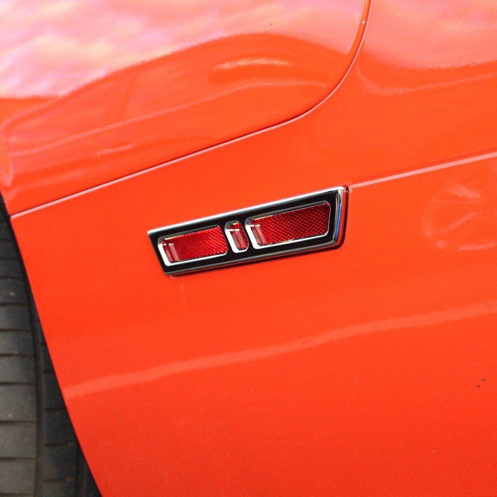 Ami Dodge Challenger 2008 2014 Side Marker Light Trim Kit