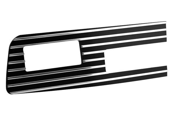 2013 silverado bumper insert