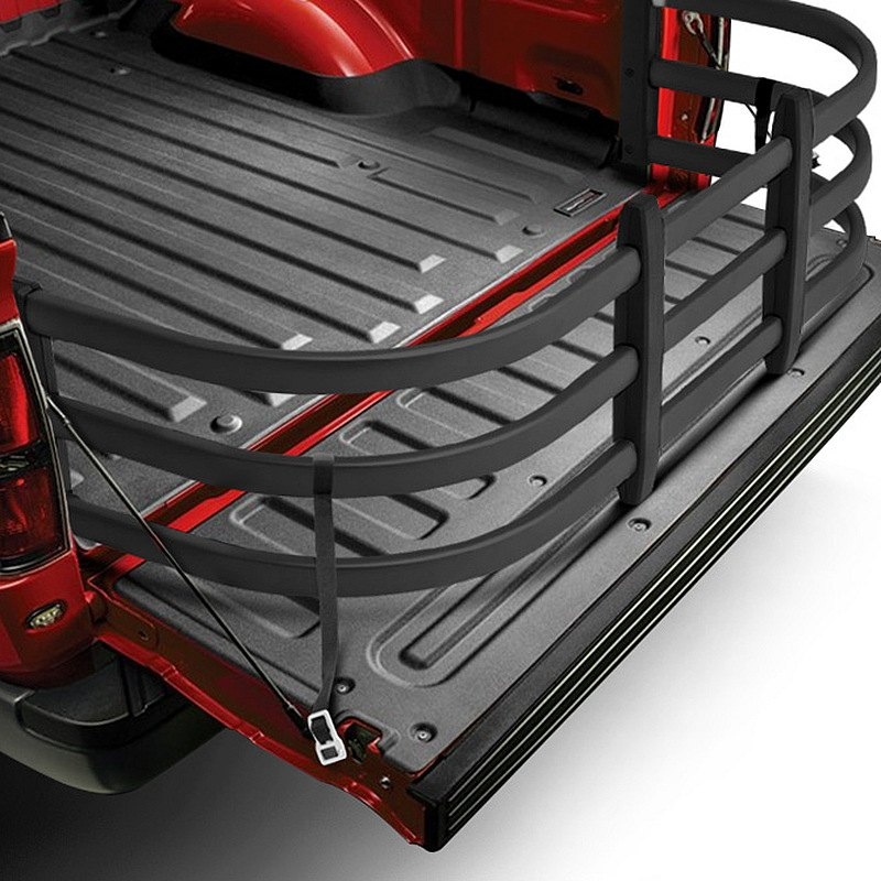 Amp Research Bed Extender With Tonneau Cover