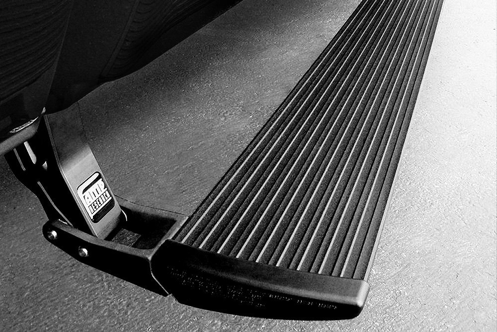 Amp Running Boards >> AMP Research™ | Power Side Steps, Running Boards, Bed Extenders - CARiD.com