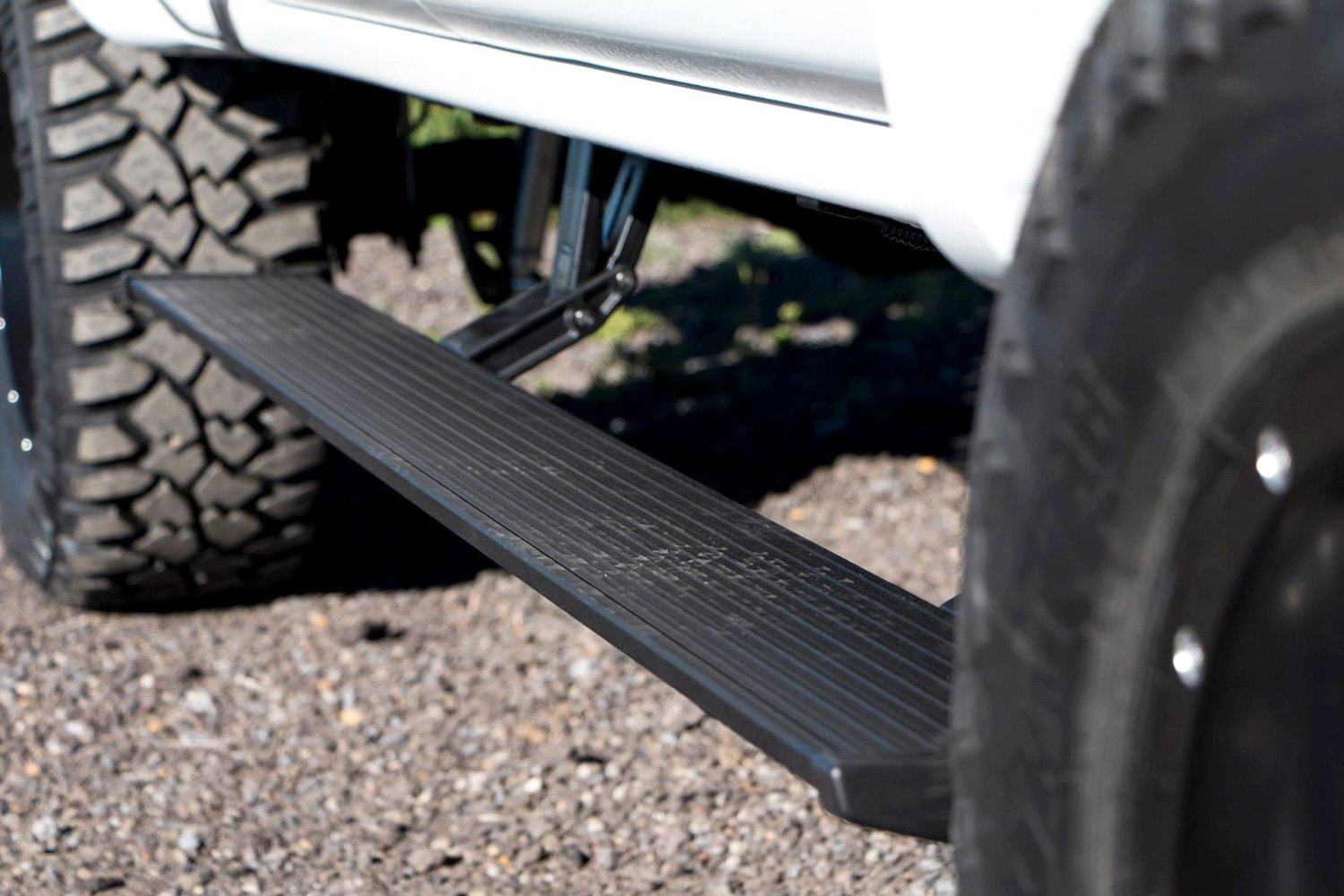Amp Research Toyota Tacoma 2016 2017 Powerstep Black