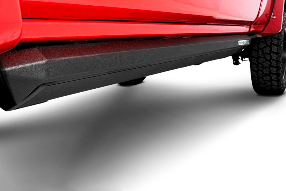 Amp Research 174 6 25 Quot Powerstep Xl Black Running Boards