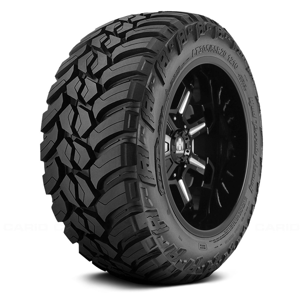 Ranch Jeep >> AMP® MUD TERRAIN ATTACK M/T A Tires