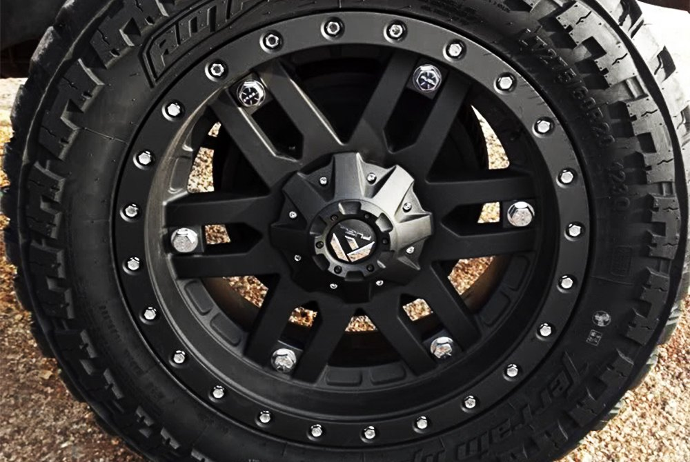 amp terrain master m t tire on ford f 150. Black Bedroom Furniture Sets. Home Design Ideas