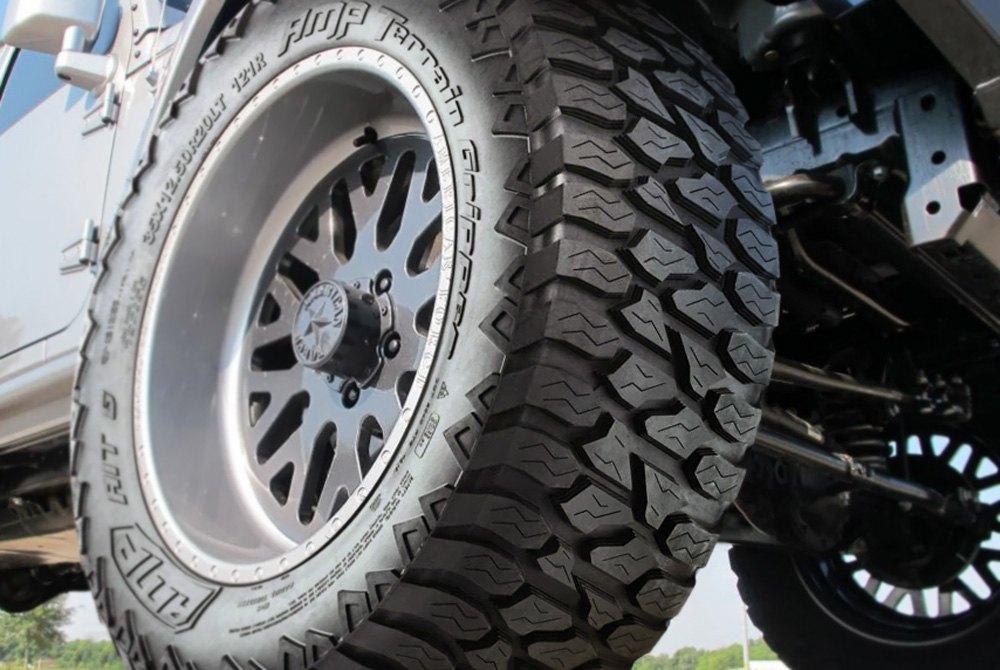 AMP™ Tires | Mud, All-Terrain, Off-Road — CARiD.com