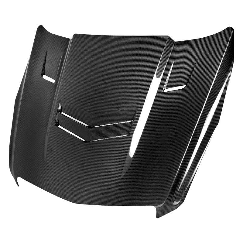 Custom Cadillac Ats: Anderson Composites® AC-HD13CAATS-VT