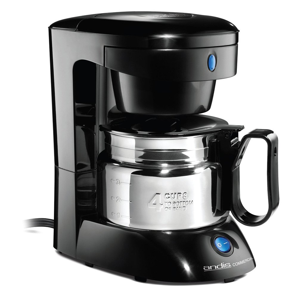 Matestar Coffee Maker : Andis 69045 - Four-Cup Coffee Maker
