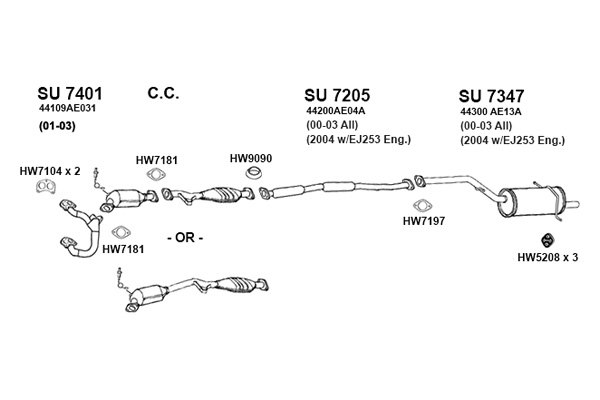 Diagram 1997 Subaru Forester Exhaust Diagram Full Version Hd Quality Exhaust Diagram Diagrambeatai Emporiodue It