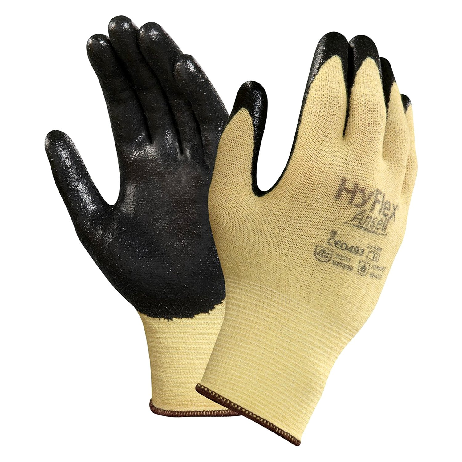 Ansell 103338 hyflex dupont kevlar gloves for Dupont exterior protection reviews