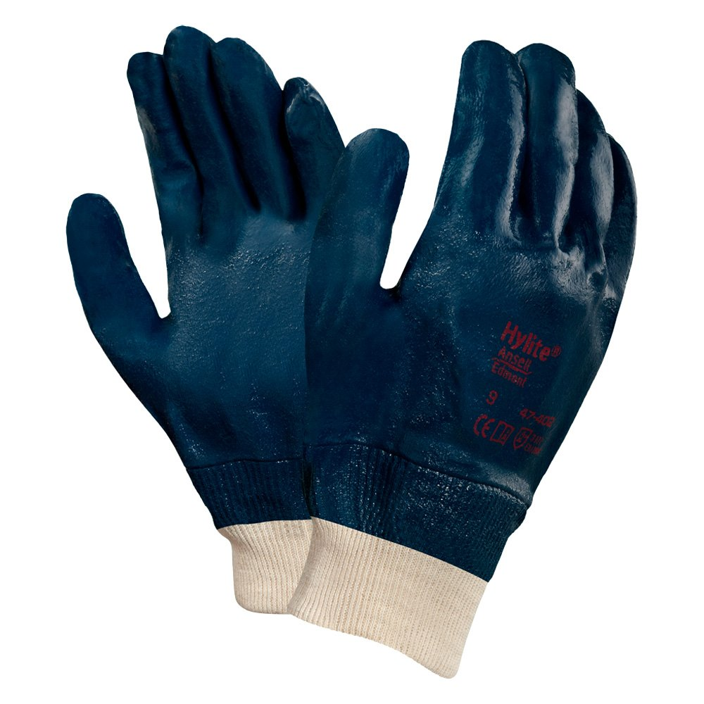 how to make nitrile gloves