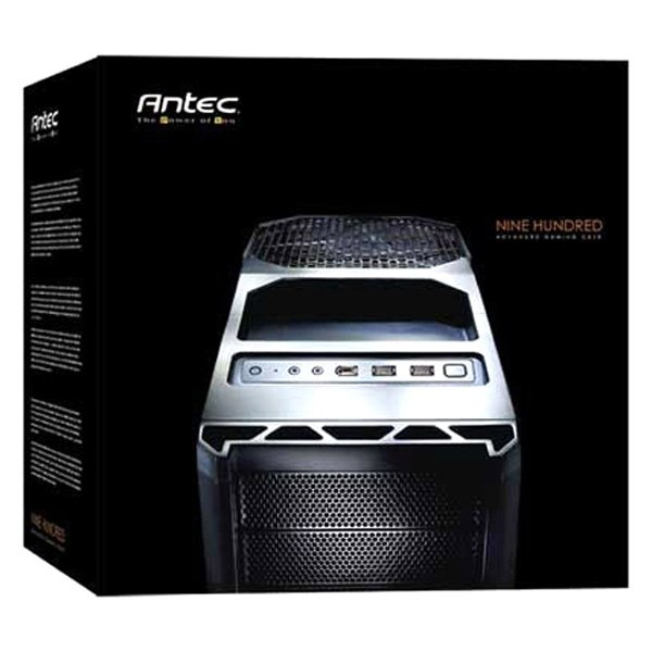 antec nine hundred two manual