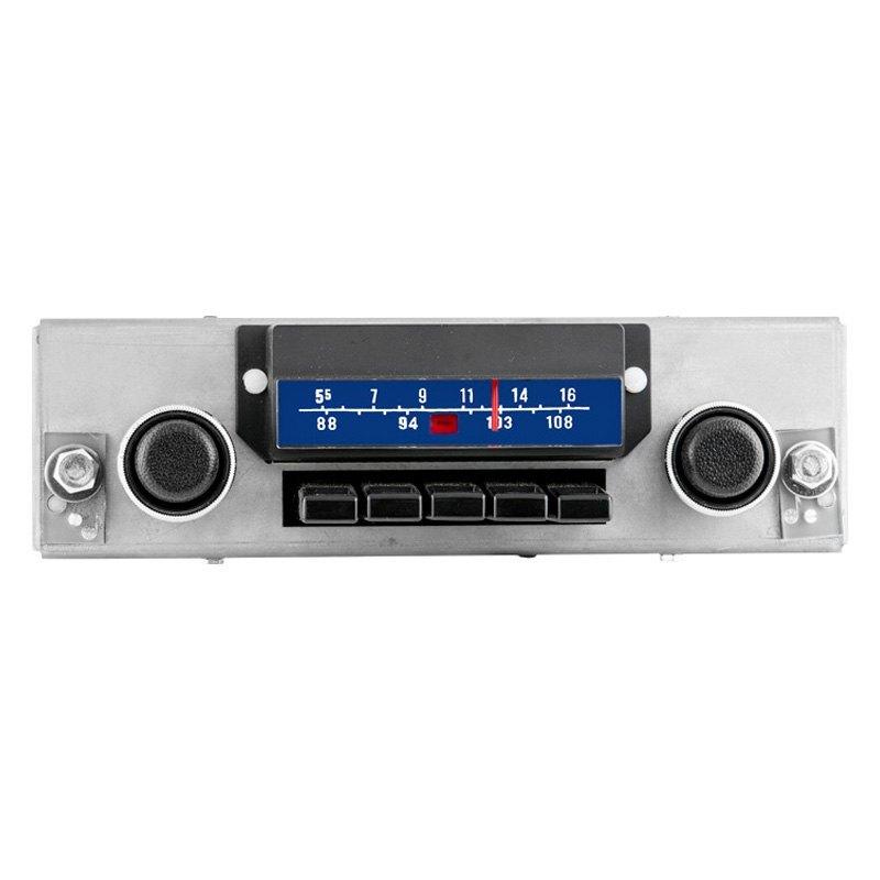 Antique Automobile Radio® - AM/FM Factory Style Radio with Bluetooth