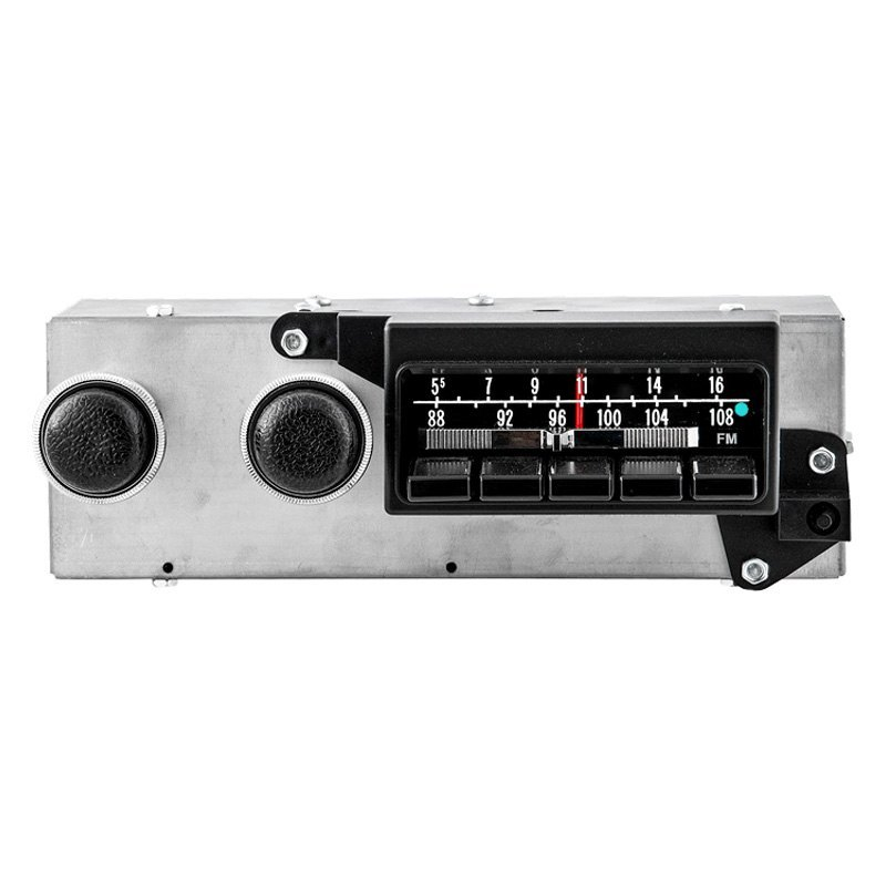Classic Style Car Radio With Bluetooth