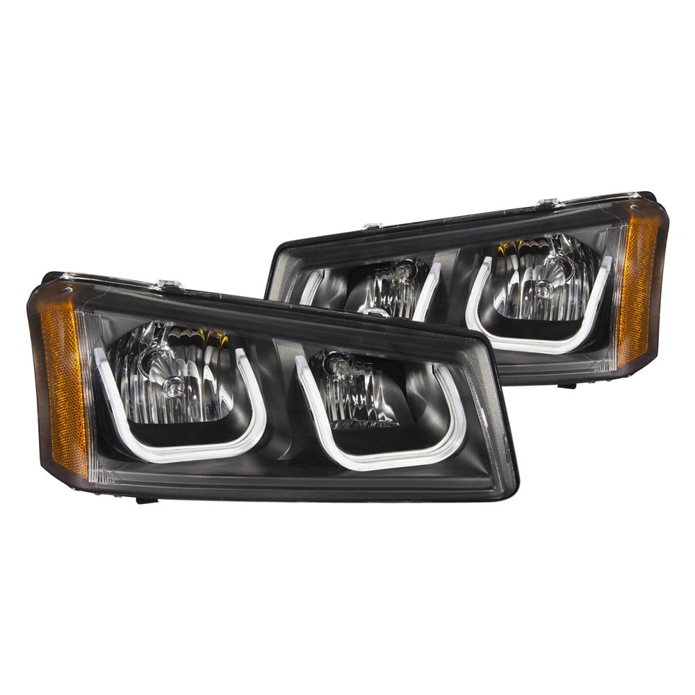 Outstanding Examples Of Anzo Lighting Products Chevy And Gmc