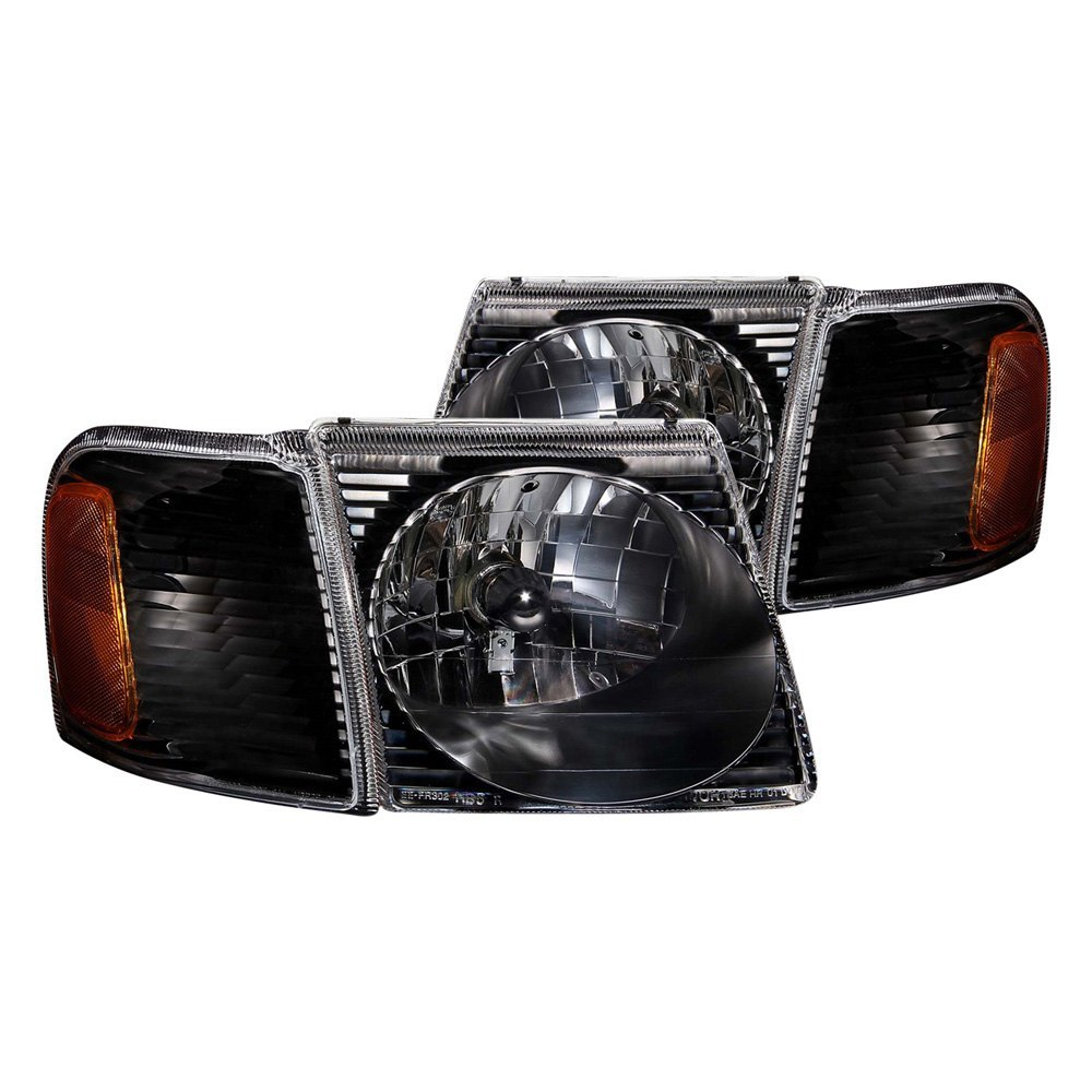 Ford Sport Trac With Factory Halogen Headlights