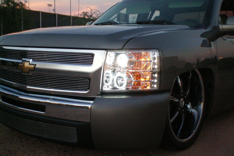 Led Headlight Bulbs In Silverado 2014 15 Chevy Silverado