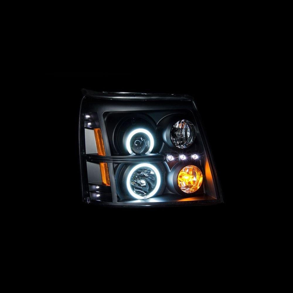 Cadillac ESV SUV / Regular SUV 2003 Black CCFL