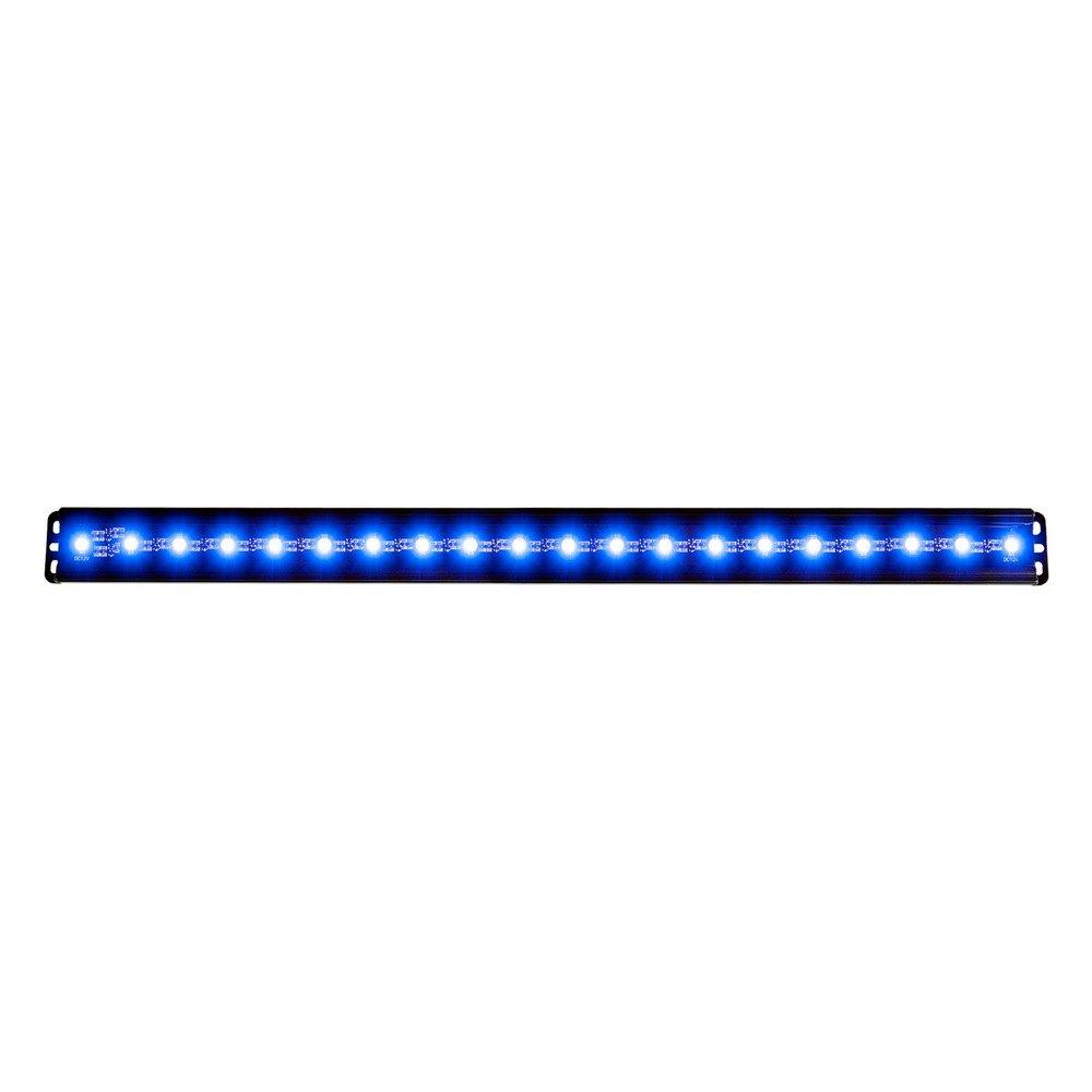 Anzo 861154 24 10w flood beam blue led light bar anzo 24 10w flood beam blue led light bar aloadofball Image collections