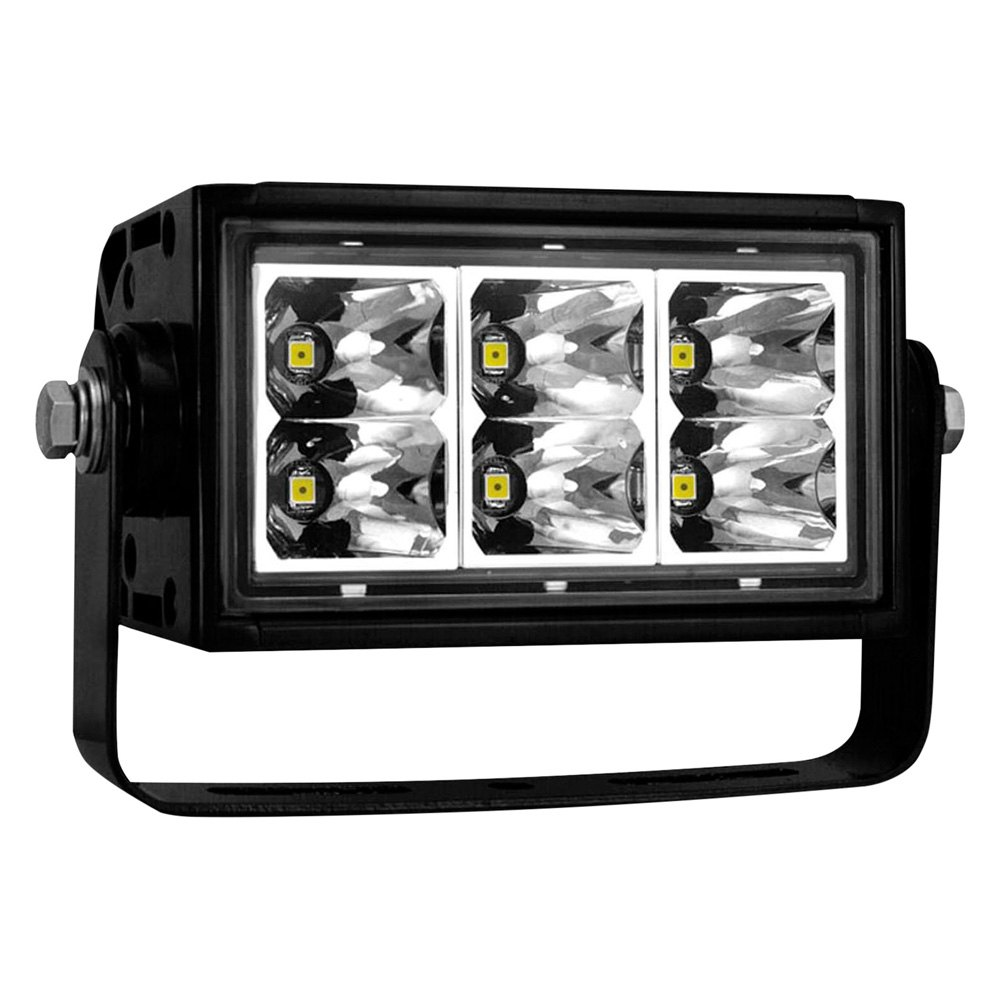 Anzo 881003 4 18w dual row spot beam led light bar anzo 4 18w dual row spot beam led light bar aloadofball Image collections