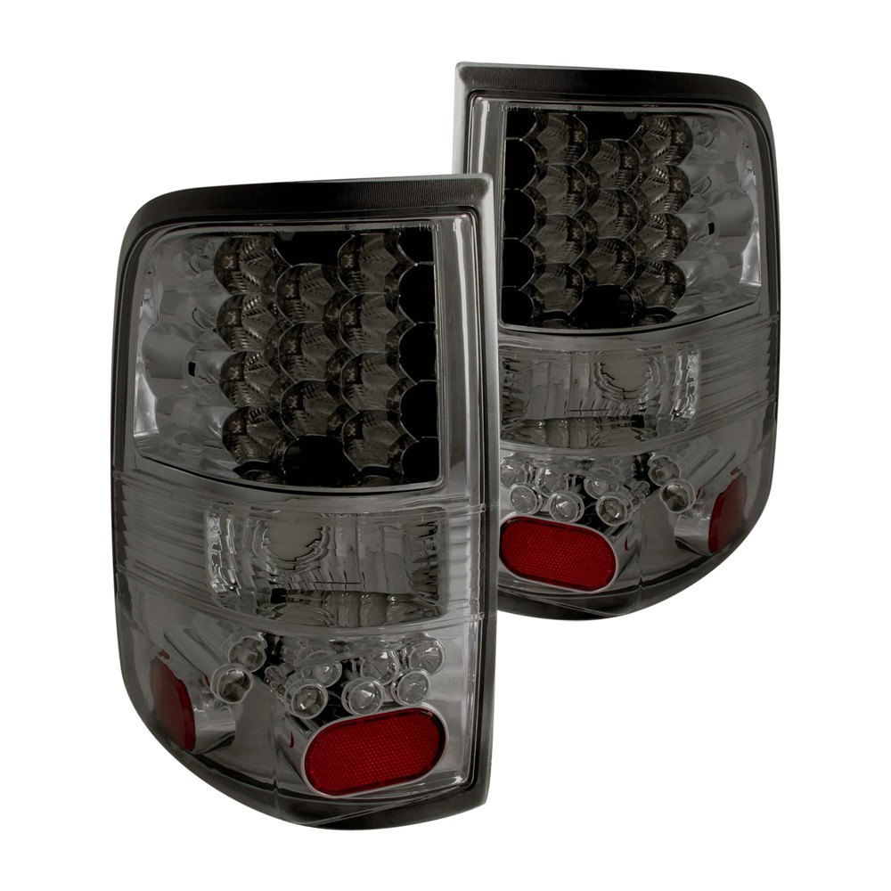 anzo 311171 ford f 150 2005 smoke led tail lights. Black Bedroom Furniture Sets. Home Design Ideas