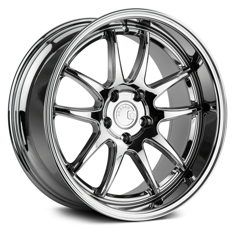 Re Chrome Rims >> Aodhan Ds 02 Wheels 19x11 15 5x114 3 73 1 Chrome Rims Set Of 4